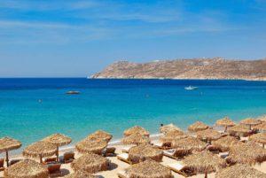 Arodou Mykonos - Elia beach
