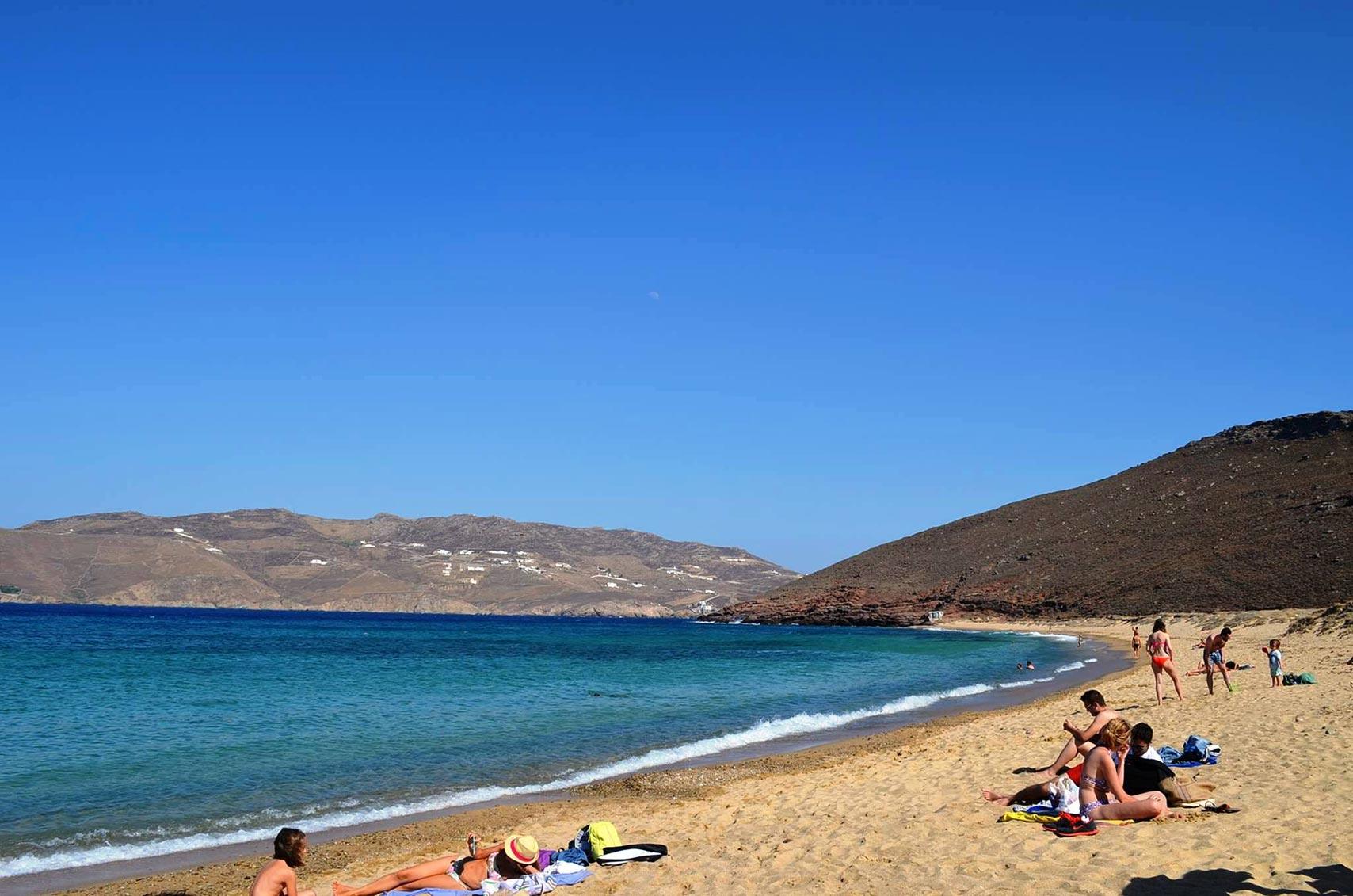 Arodou Mykonos - Panormos beach