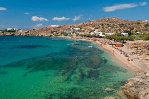 Arodou Mykonos - Paradise beach