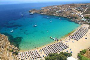 Arodou Mykonos - Super Paradise beach