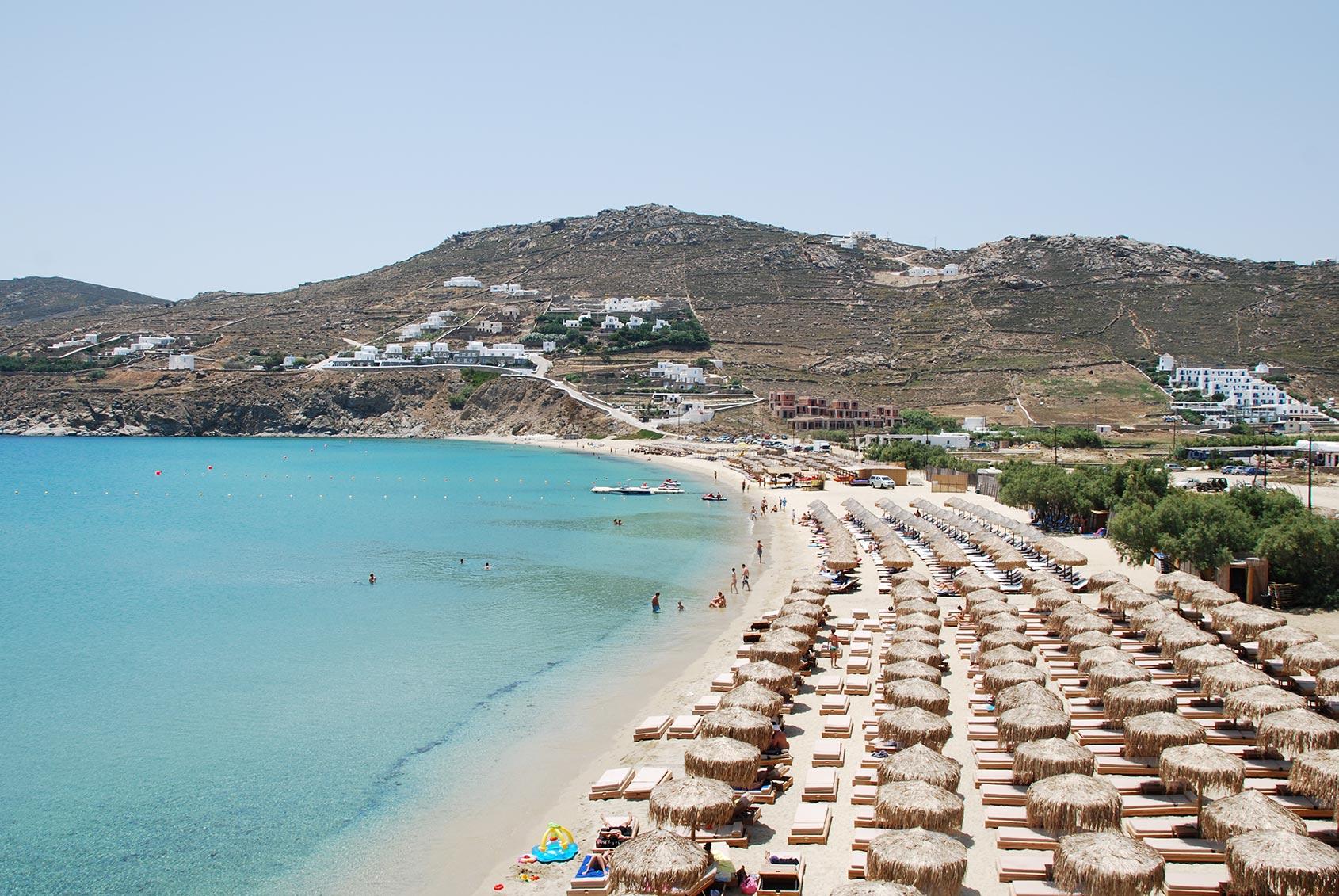 Arodou Mykonos - Kalo Livadi beach